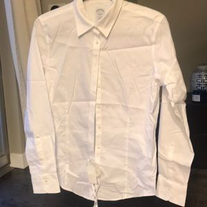 Brooks Brothers Miracle Shirt- Fitted, Non-Iron